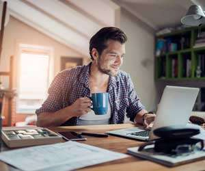 Come evitare le truffe work-from-home - Financials